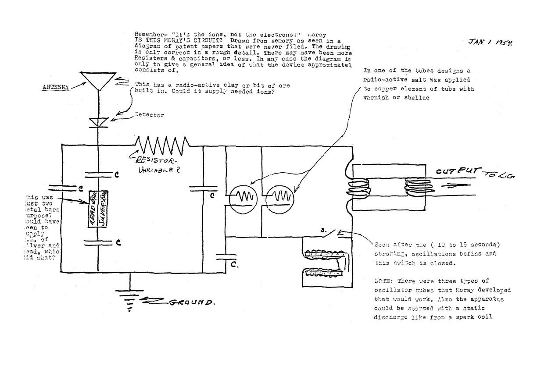 генератор капанадзе схема принцип работы